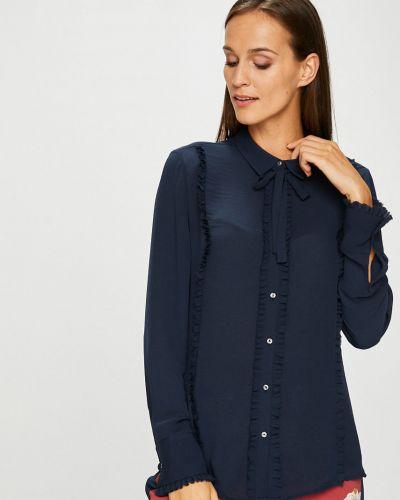 Блузка с длинным рукавом с манжетами на пуговицах Scotch & Soda