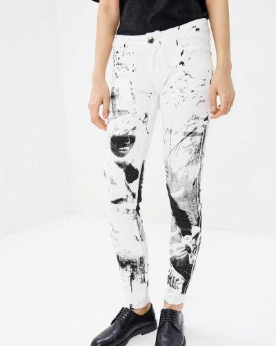 Белые брюки By Swan