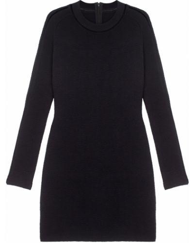 Повседневное платье черное Carven