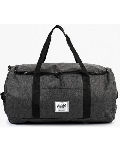 Серая дорожная сумка Herschel Supply Co.