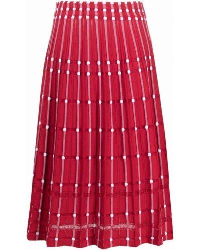 Spódnica plisowana bawełniana Antonino Valenti