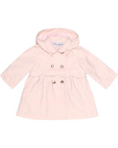 Пальто розовое Tartine Et Chocolat