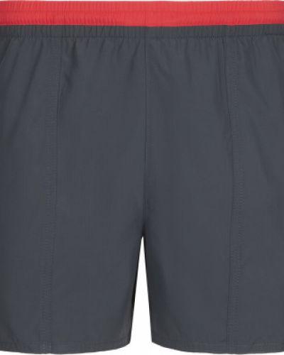 Серые спортивные шорты с карманами Joss