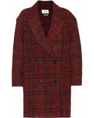 Пальто шерстяное осеннее Isabel Marant Étoile