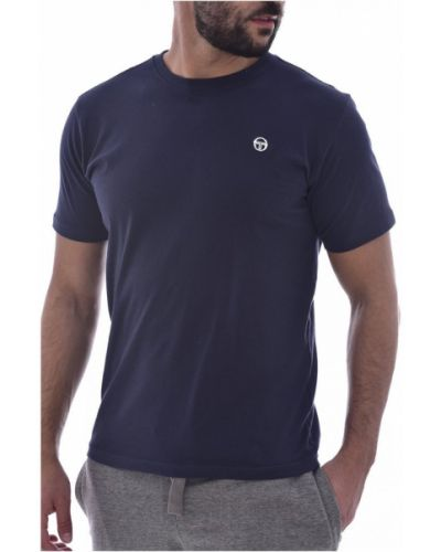 Niebieska koszula Sergio Tacchini