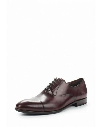 Коричневые туфли Lloyd