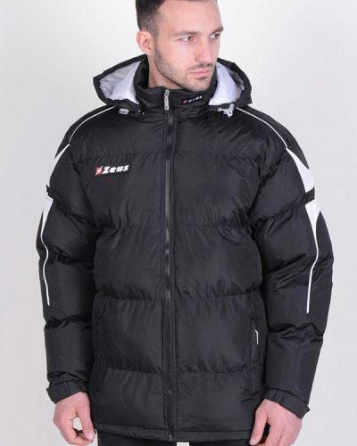 Утепленная куртка - черная Zeus