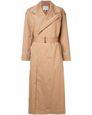 Пальто классическое с воротником Layeur