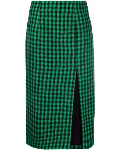 Юбка карандаш - зеленая Tela