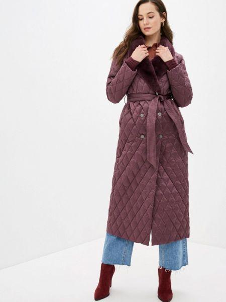 Зимняя куртка весенняя красная Naumi