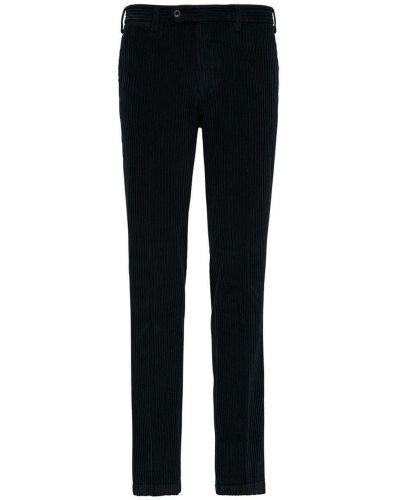 Czarne spodnie Lardini