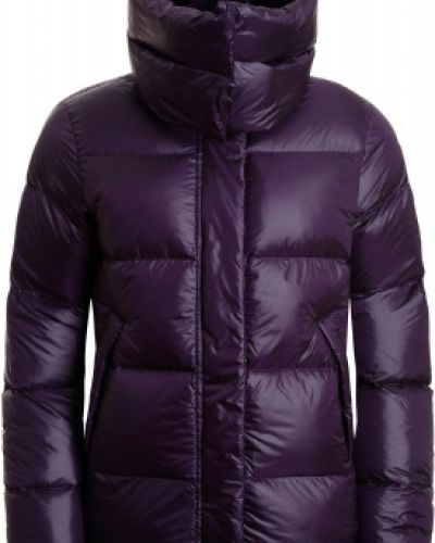 Теплый пуховик - фиолетовый Icepeak