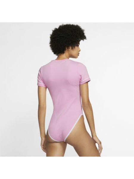 Różowy sport body Nike