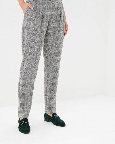 Серые классические брюки Gregory