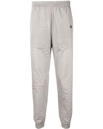 Зауженные брюки с поясом с манжетами бязевые Astrid Andersen