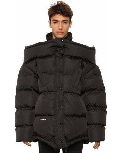 Куртка с нашивками на молнии Vetements