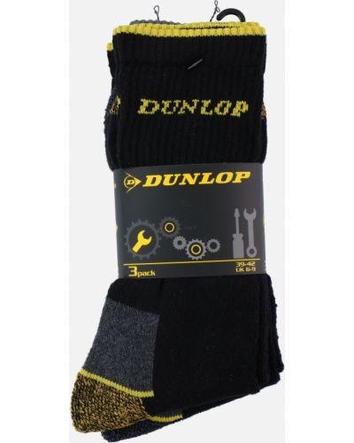 Носки - черные Dunlop