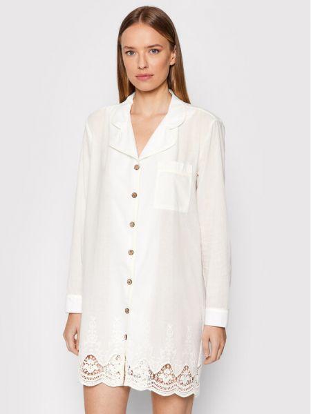 Koszula nocna - biała Maaji