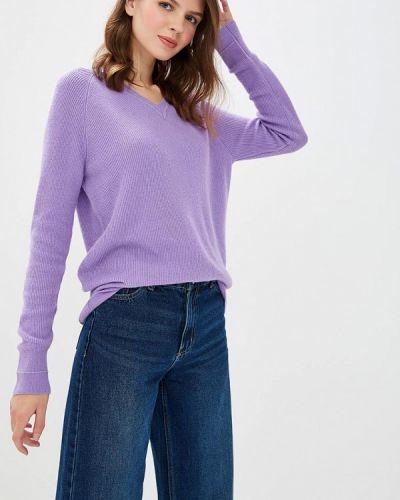Фиолетовый пуловер Rodier