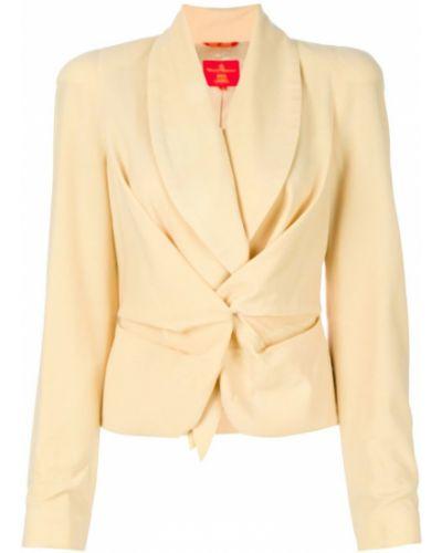 Пиджак винтажный Vivienne Westwood Pre-owned