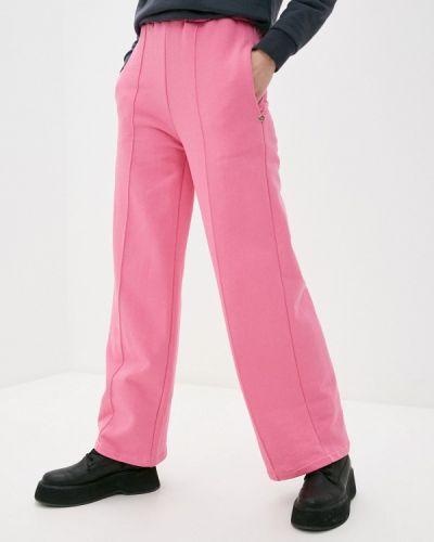 Розовые спортивные брюки Rinascimento