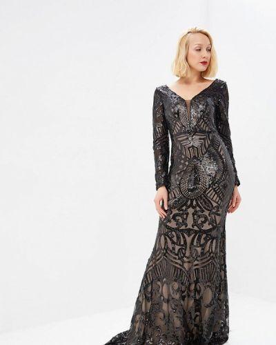 Вечернее платье весеннее Soky & Soka
