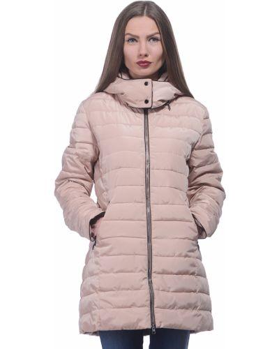 Бежевое пальто Armani Jeans
