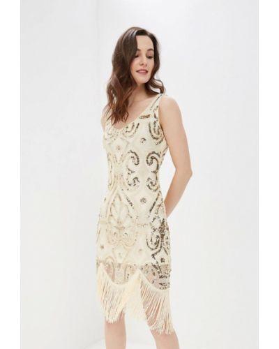 Вечернее платье осеннее хлопковое Fresh Cotton