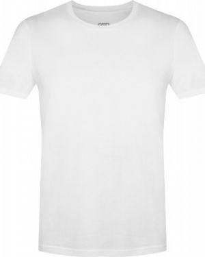 Прямая хлопковая белая спортивная спортивная футболка Gsd