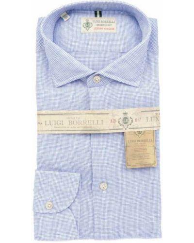 Niebieska koszula Borrelli
