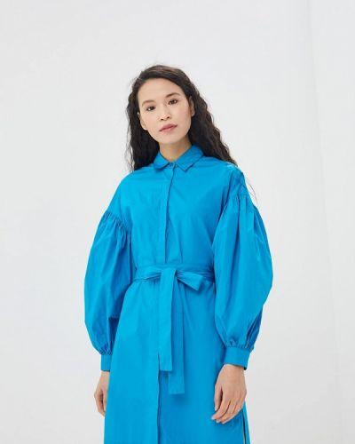 Платье бирюзовый Incity