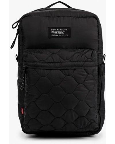 Черный текстильный рюкзак Levi's®