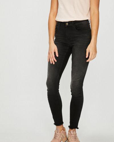 Черные джинсы-скинни Only