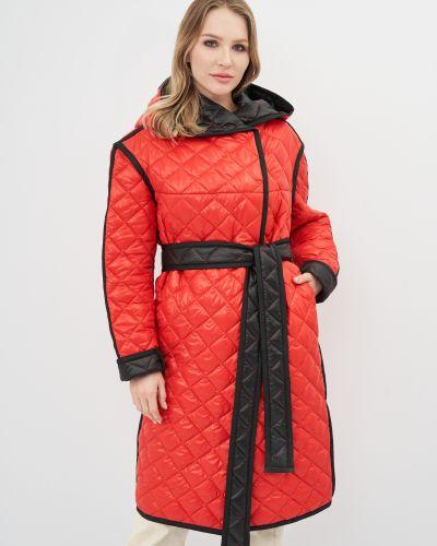 Куртка с поясом - красная Niktan