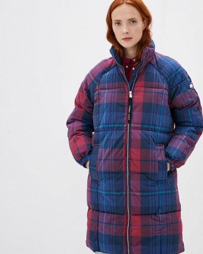 Теплая куртка Tommy Hilfiger