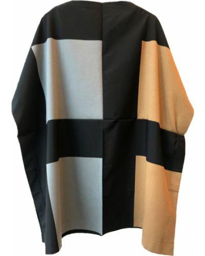 Sukienka - czarna Issey Miyake