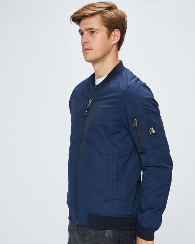 Джинсовая куртка утепленная укороченная Tom Tailor Denim