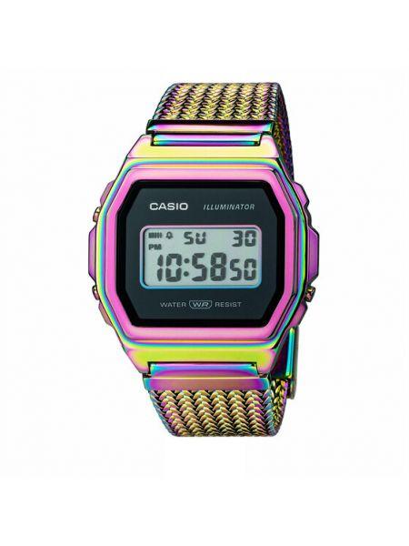 Zegarek - różowy Casio