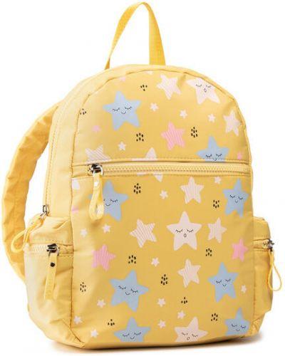 Żółty plecak Nelli Blu