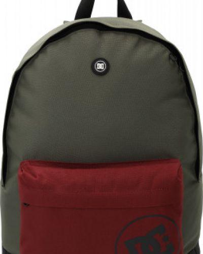 Зеленый рюкзак для ноутбука с карманами Dc Shoes
