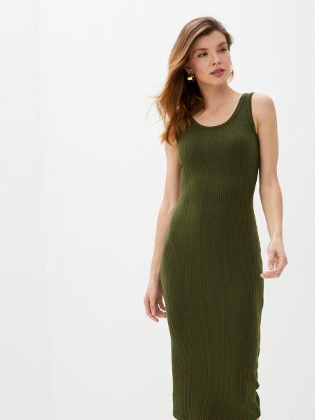 Платье платье-майка зеленый Trendyangel