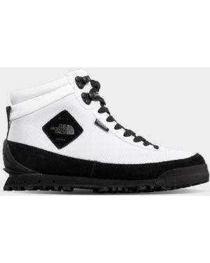Черные текстильные зимние ботинки The North Face