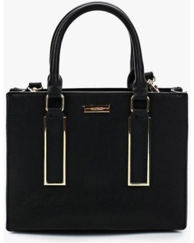 Черная сумка через плечо Aldo