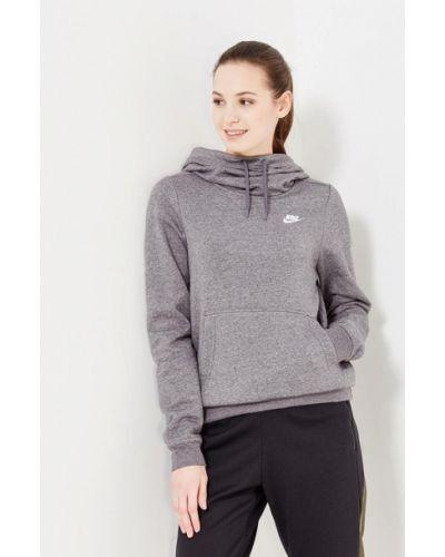 Толстовка серая Nike