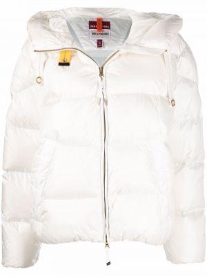 Дутая куртка - белая Parajumpers