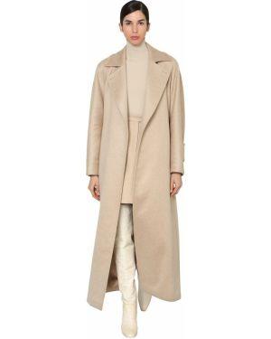 Куртка из верблюжьей шерсти кашемировая Max Mara