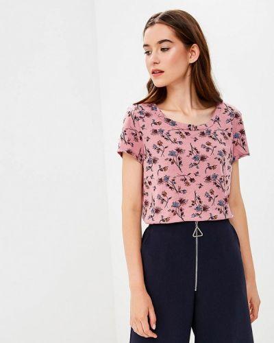 Розовая футболка Tom Tailor Denim