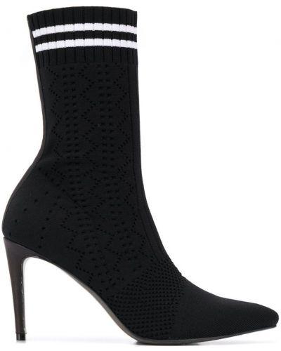 Спортивные черные носки Kennel&schmenger