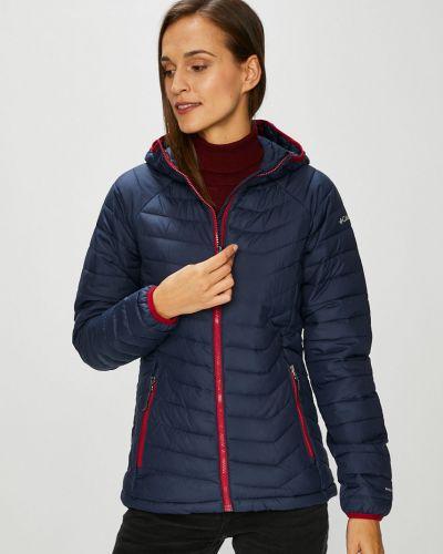 Утепленная куртка укороченная из полиэстера Columbia