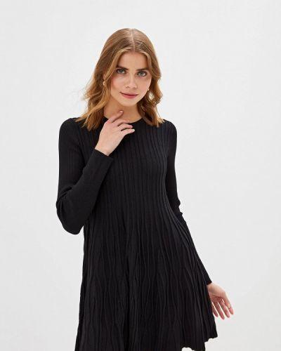 Платье вязаное осеннее Sisley